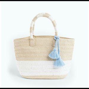 Altru straw bag